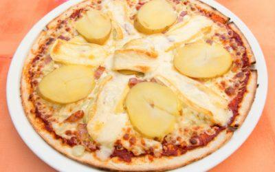 Pizza savoyarde : Découvrez comment faire une pizza savoyarde